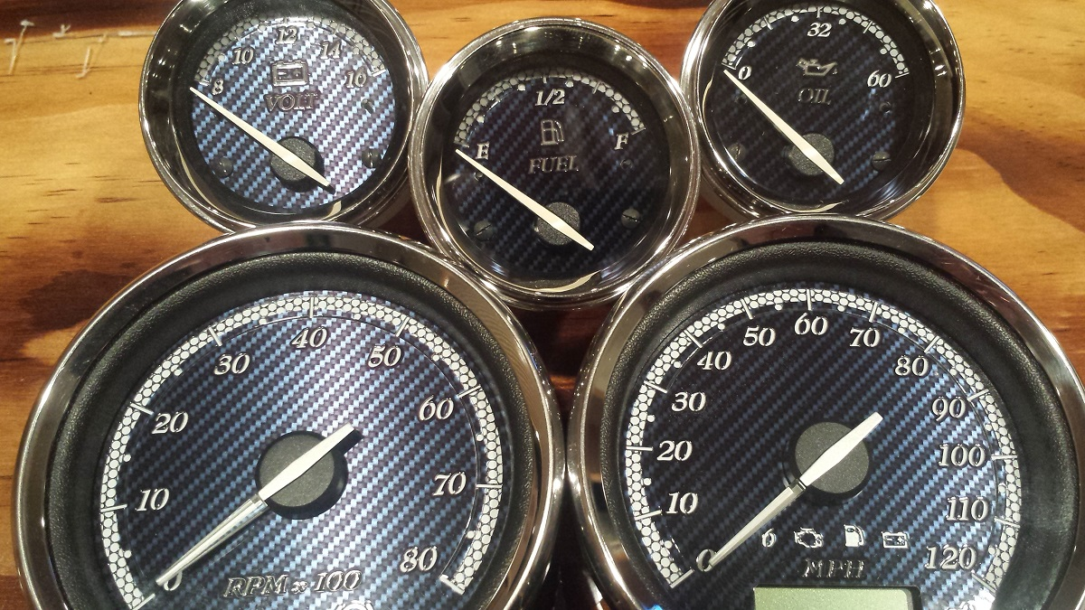 HD Custom Gauges – Zee's Customs Inc
