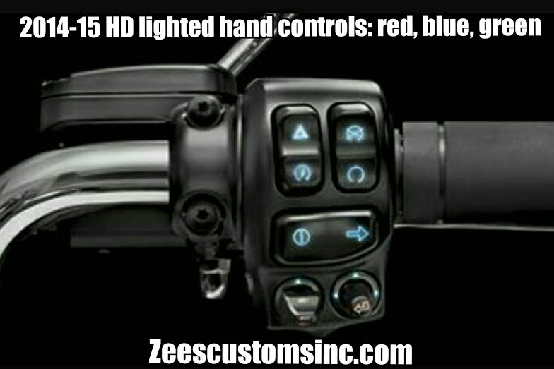 lightedhand controls